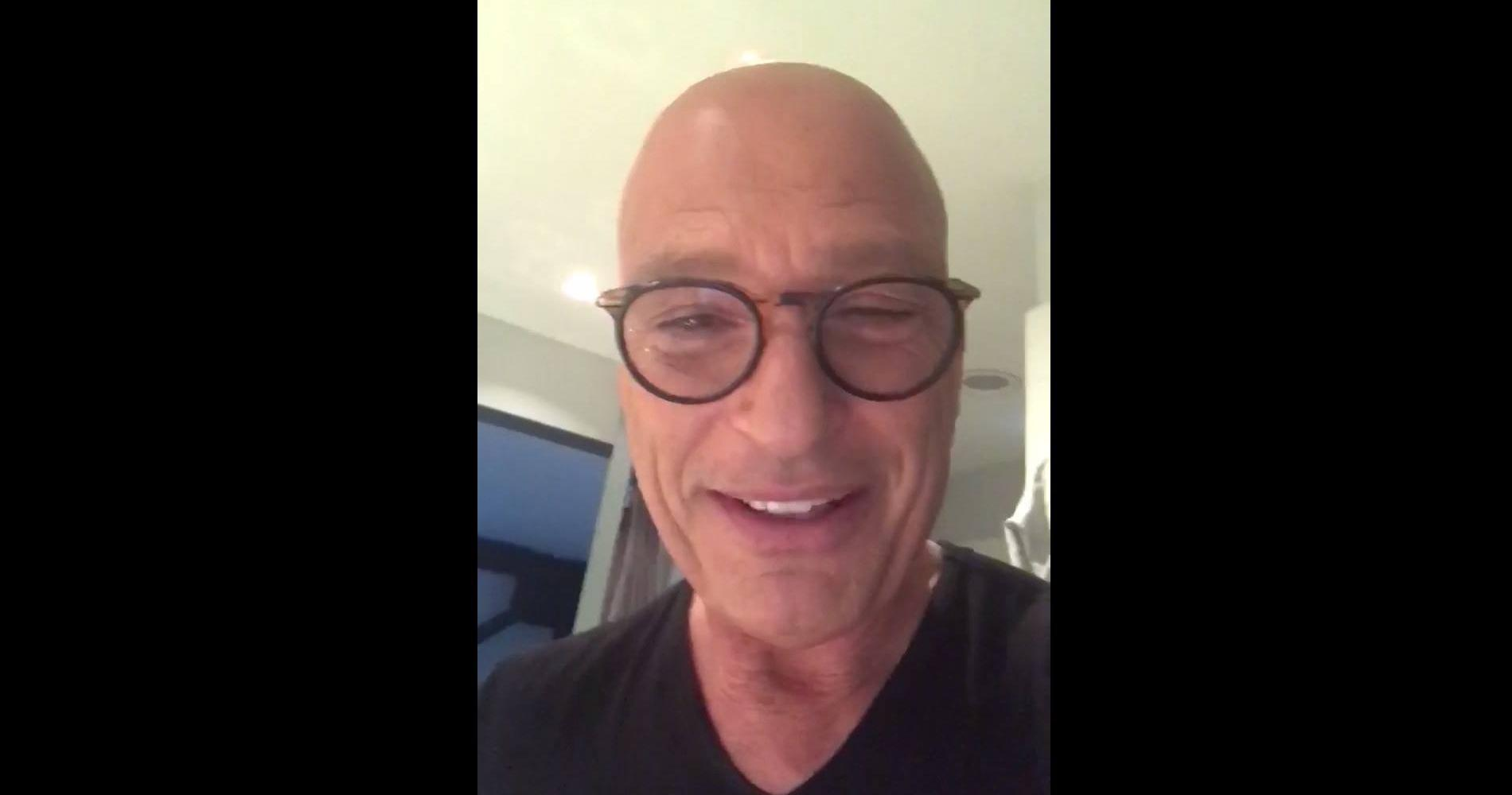 Howie mandel feels right at home with dxv 39 s at200 spalet for Howie at home